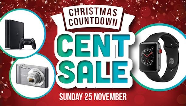 Christmas Cent Sale