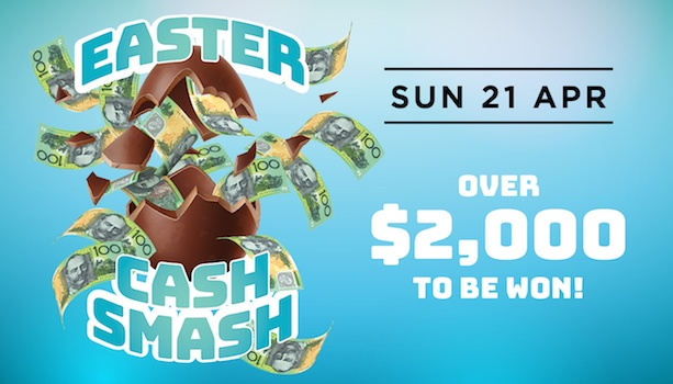 Easter Cash Smash