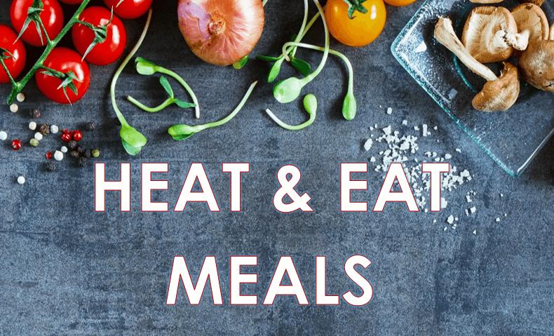 Heat & Eat Meals