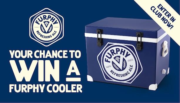 Win a Furphy Cooler