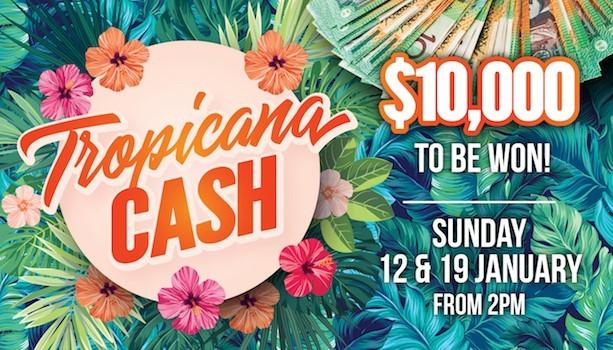 Tropicana Cash