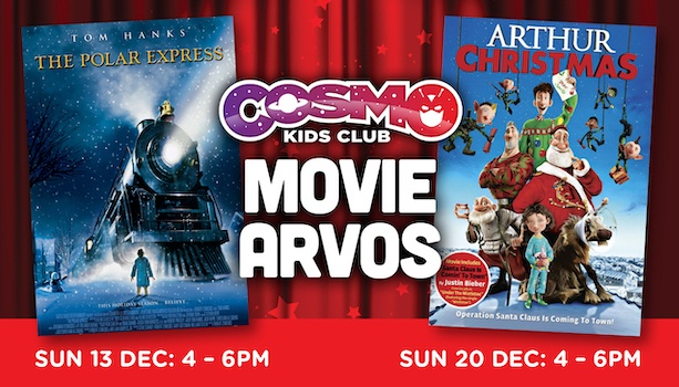 Kids Christmas Movie Sessions