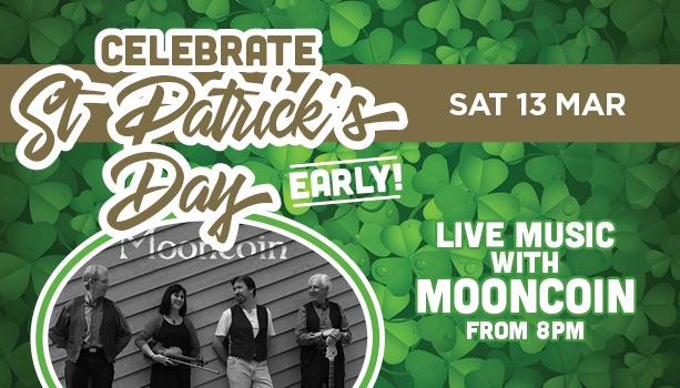 Live Performance by Mooncoin