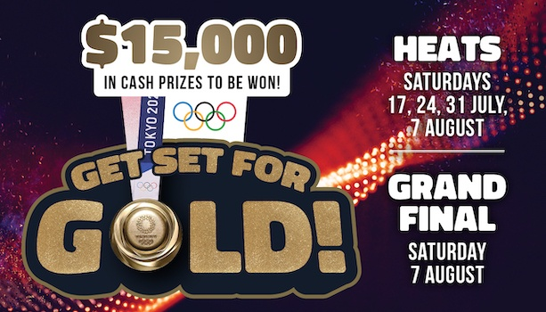 Get Set for Gold