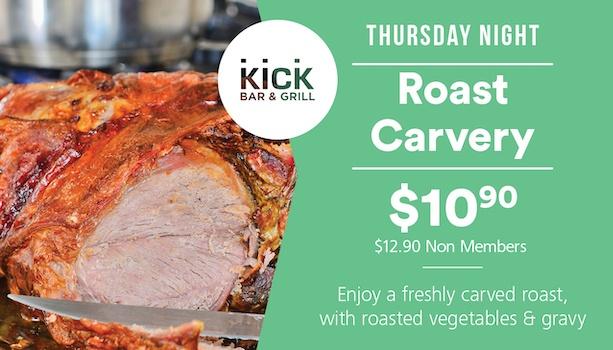 Thursday Night Carvery Cravings